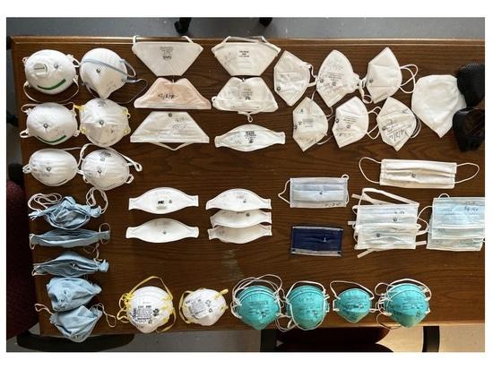 Los investigadores crean la jerarquía de efectividad de filtración de máscaras COVID-19 - Se han probado docenas de tipos de máscaras nuevas, usadas y caducadas