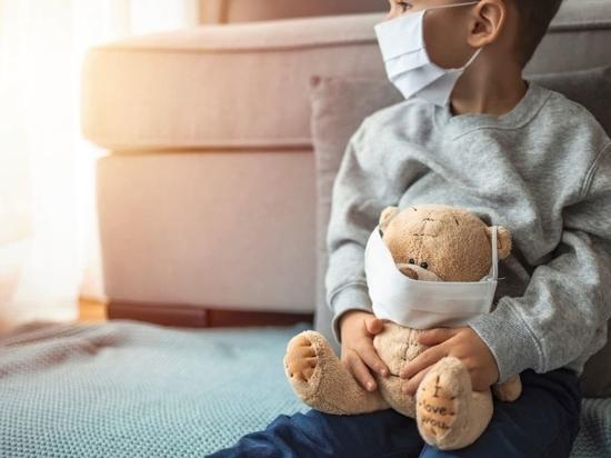 Medio millón de casos de COVID-19 diagnosticados en niños de EE.UU