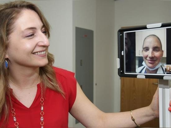 Los hospitales virtuales pueden vigilar a los pacientes.