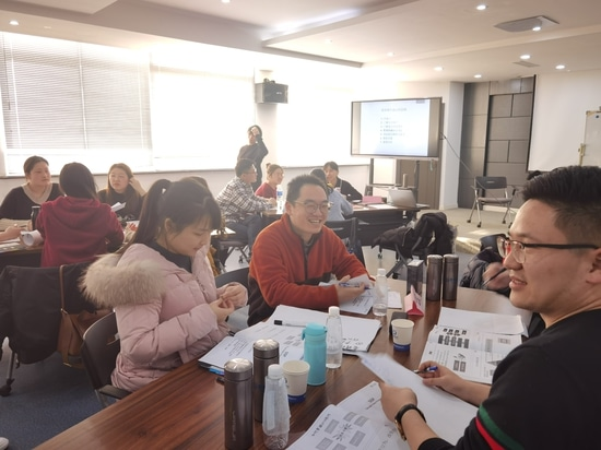 Una formación a principios del año lunar 2021: Venta consultiva