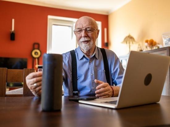 Un estudio observa a los ancianos y la tecnología inteligente