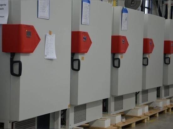 Vacunas Covid-19: Cómo funcionan los congeladores de temperatura ultrabaja