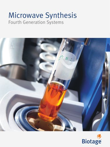 Microwave Synthesis Fourth Generation Systems