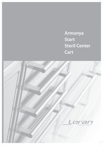 Start Steril Center Cart