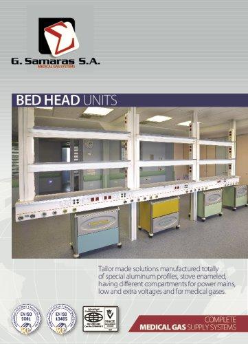 Bed head units