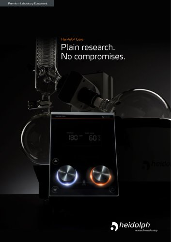 Hei-VAP Core Plain research No compromises-