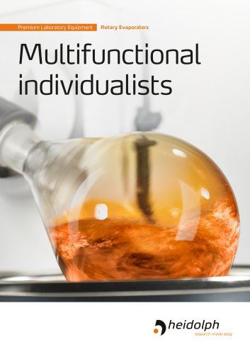 Multifunctional individualists