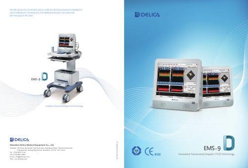 Delica EMS-9D PRO TCD