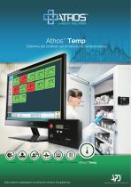Athos™ Temp - Control de Temperaturas