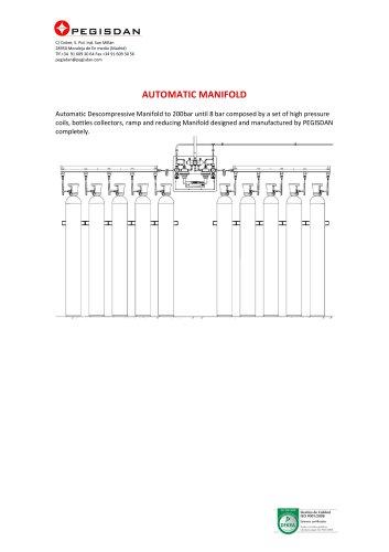 AUTOMATIC MANIFOLD