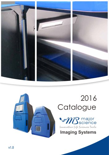 2016 Catalogue v 1.0 Imaging Systems