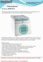 Plasmatherm plasma thawing bath