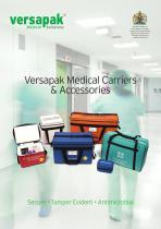 Versapak Medical Catalogue
