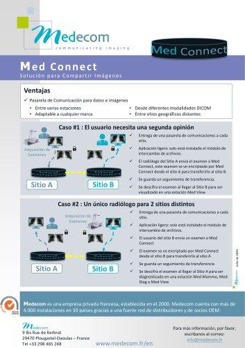 Med Connect - Puente de comunicación