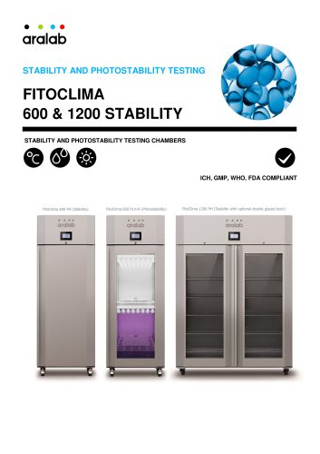 600 & 1200 STABILITY