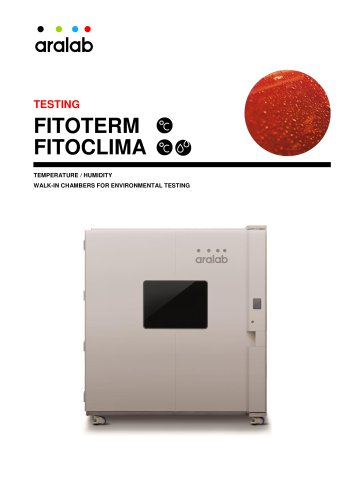 FitoClima 300 to 1.500