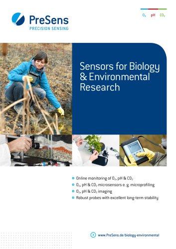 Biology & Environmental Research