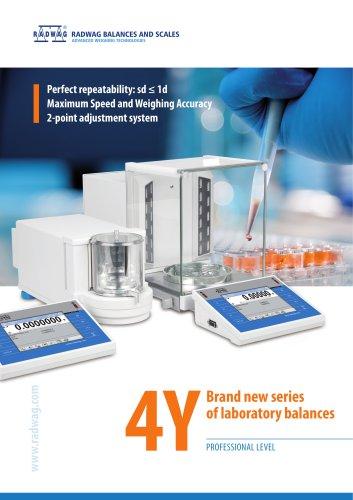 4Y series balances leaflet