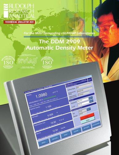 Density Meter DDM 2909