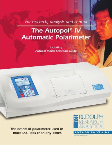 The Autopol® IV
