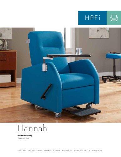Hannah Healthcare Seating Treatment Chair