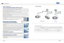 HFMED/LED/ZF720 LED(Adjust)/Medical equipment