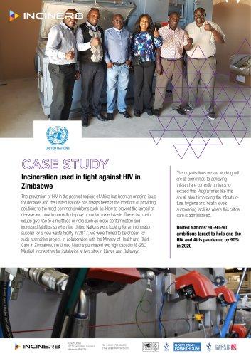 Hazardous Medical Waste Incinerator in Africa