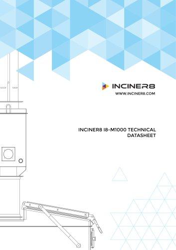 i8-M1000 High Capacity Medical Incinerator