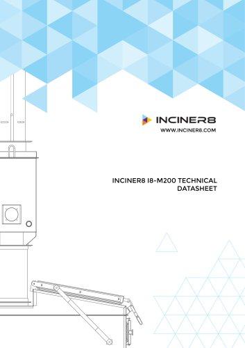 i8-M200 Large Medical Incinerator