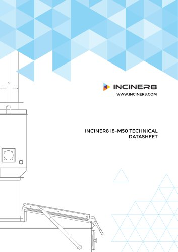 i8-M50 Medical Waste Incinerator