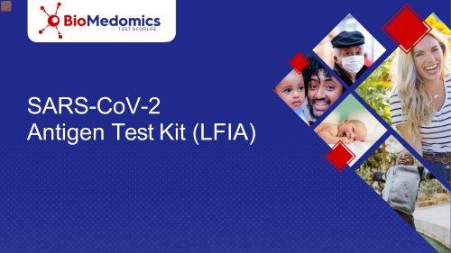 SARS-CoV-2-Rapid Antigen test