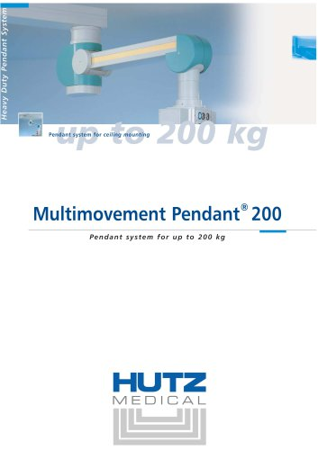HU MMP200 Ceiling Pendant