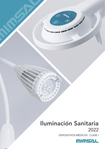 MIMSAL Iluminación Sanitaria 2021