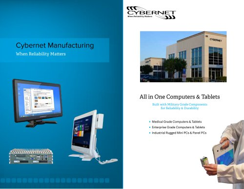 Cybernet Manufacturing Corporate Overview