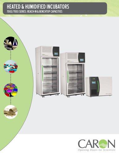 Heated & Humidified incubators