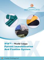 iFIX Patient Fixation and Immobilization System
