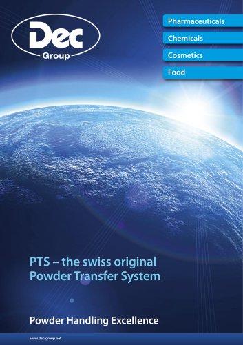 PTS - the swiss original Powder Transfer System