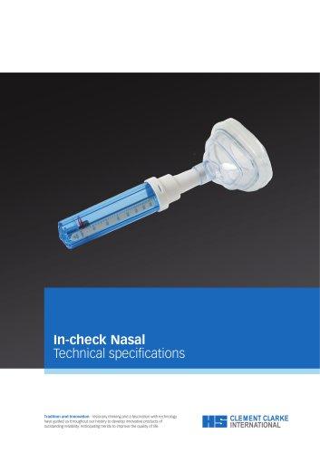 In check Nasal