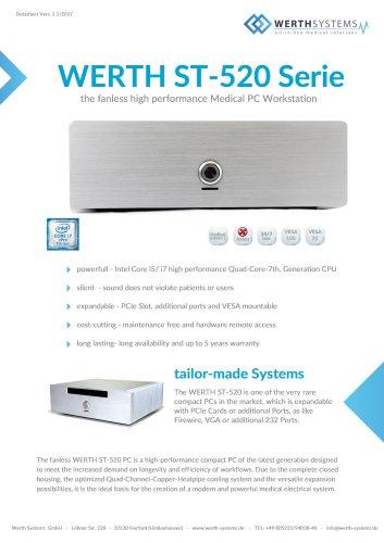 WERTH ST-520 Serie