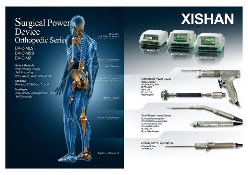 DK-O-MSS series of Orthopaedic surgery