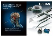 High speed dirll set for Neurosurgery