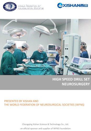 WFNS High Speed Drill Set-XISHAN-2020