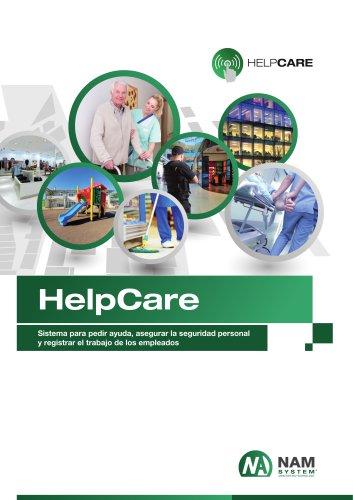 HelpCare - Un sistema para llamar a la ayuda