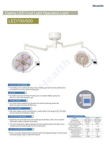 Catalog-LEDD500700-Ceiling Operating Light