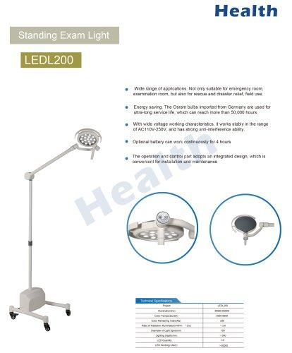 Catalog-LEDL200 Mobile  Exam Light