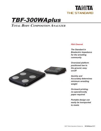 TBF-300WA plus