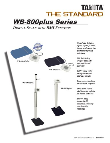 WB-800plus Series