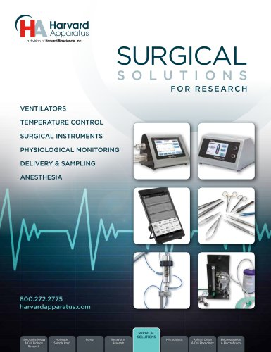 SURGICAL SOLUTIONS FOR RESEARCH