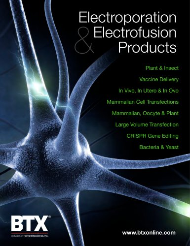 Electroporation Electrofusion & Products