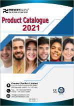 Prevest Denpro Limited - Product Catalog 2021